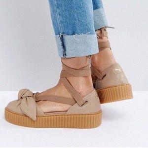 Fenty x Puma Creeper Shoes
